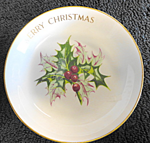 Royal Worcester Dish
