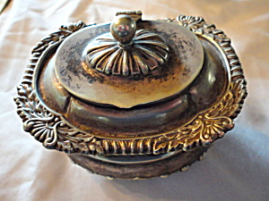 Silver Container with Hinged Top (Image1)