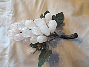 Jadelike Grape Cluster (Image1)