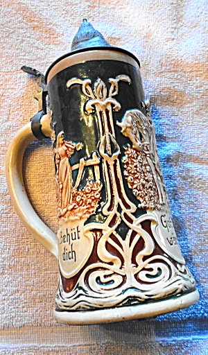 German Beer Stein (Image1)