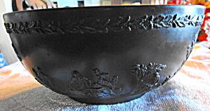 Wedgwood Black Basalt Bowl (Image1)