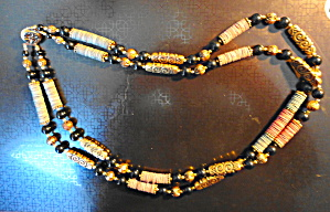 Double Strand Necklace (Image1)