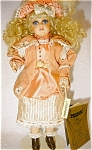 Click here to enlarge image and see more about item 1266: Porcelain Doll, Susannah, by Seymour Mann