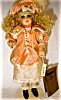 Click to view larger image of Porcelain Doll, Susannah, by Seymour Mann (Image2)