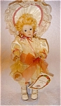 Click here to enlarge image and see more about item 1312: Porcelain Doll by Janis Berard-Anne