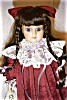 Click to view larger image of Camelot Porcelain Doll (Image5)