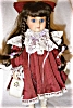 Click to view larger image of Camelot Porcelain Doll (Image6)