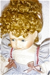 Click here to enlarge image and see more about item 1342: Hamilton Collection Porcelain Doll