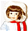 Click to view larger image of D. Zolan Porcelain Doll (Image2)