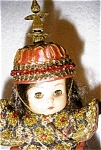 Click here to enlarge image and see more about item 1374: Effanbee Doll from  International Collection