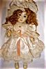 Click to view larger image of Francine Cee Porcelain Doll (Image2)
