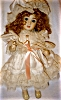 Click to view larger image of Francine Cee Porcelain Doll (Image5)