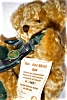 Click to view larger image of Hermann Mohair Bear, Hip Hop Hop (Image7)