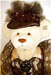 Click here to enlarge image and see more about item 1414: Annette Funicello Limited Edition Bear
