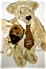 Click to view larger image of Hermann Y2K Bug Mohair Bear (Image8)