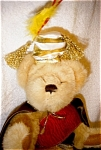 Click here to enlarge image and see more about item 1458: Bolschoi Nutcracker Prince Plush Bear