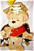 Click to view larger image of Bolschoi Nutcracker Prince Plush Bear (Image2)