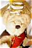 Click to view larger image of Bolschoi Nutcracker Prince Plush Bear (Image5)