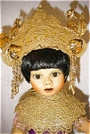 Click here to enlarge image and see more about item 1470: Patricia Loveless  Doll, Little Dancer