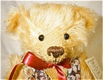 Click to view larger image of Dean's Mohair Bear (Image1)