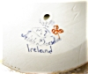 Click to view larger image of Irish Dresden Santa Bear (Image4)