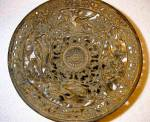 Click to view larger image of Iron Art Compote Bowl (Image2)