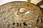 Click to view larger image of Iron Art Compote Bowl (Image3)