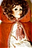 Click to view larger image of Lady Anne Porcelain Doll (Image5)
