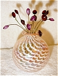 Click to view larger image of Crystal Vase by Royal Limited (Image1)