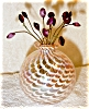 Click to view larger image of Crystal Vase by Royal Limited (Image5)