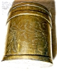 Click to view larger image of Brass Tea Caddy (Image3)