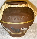 Click to view larger image of Pottery Jug from Germany (Image1)