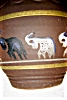 Click to view larger image of Pottery Jug from Germany (Image2)