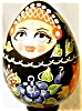 Click to view larger image of Russian Egg on Stand (Image2)