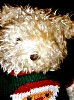 Click to view larger image of Christmas Bear by Annette Funicello (Image2)