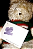 Click to view larger image of Christmas Bear by Annette Funicello (Image3)