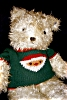 Click to view larger image of Christmas Bear by Annette Funicello (Image4)