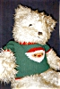 Click to view larger image of Christmas Bear by Annette Funicello (Image5)