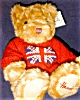 Click to view larger image of British Bear by Harrod's, London (Image2)