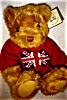 Click to view larger image of British Bear by Harrod's, London (Image4)