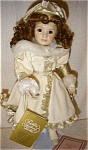 Click here to enlarge image and see more about item 1627: Porcelain  Doll by Janet Johnson