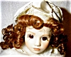 Click to view larger image of Porcelain  Doll by Janet Johnson (Image2)