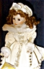 Click to view larger image of Porcelain  Doll by Janet Johnson (Image6)