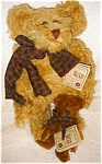 Click here to enlarge image and see more about item 1651: Boyd's Bears Mohair Pair
