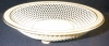 Click to view larger image of German Bowl-Basketweave Porcelain (Image2)