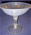 Click here to enlarge image and see more about item 1864: Imperial Glass Compote