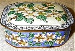 Click here to enlarge image and see more about item 1904: Cloisonne Box