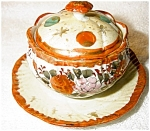 Click here to enlarge image and see more about item 1941: Condiment Dish with Lid