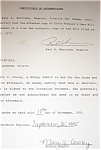 Click to view larger image of Elvis Presley  Certified Last Will and Testament (Image1)