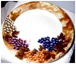 Click to view larger image of China Dessert Plates (Image1)
